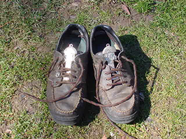 "the ""LOST SHOES of VYTIS""."